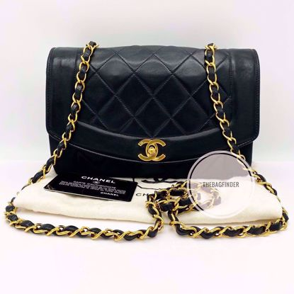 Picture of Chanel Diana Flap Medium