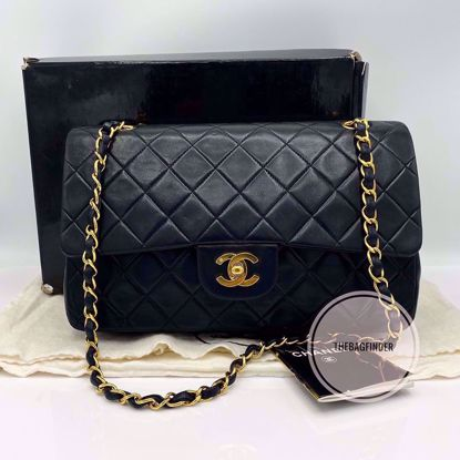 Picture of Chanel Double Flap Large