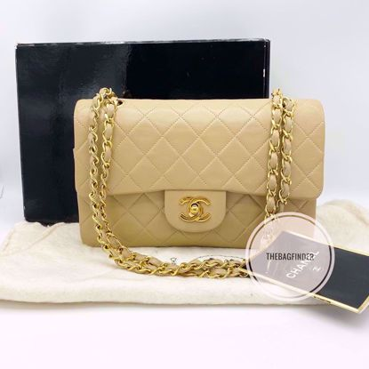 Picture of Chanel Double Flap Medium