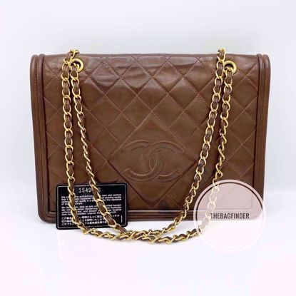 Picture of Chanel Flap Large
