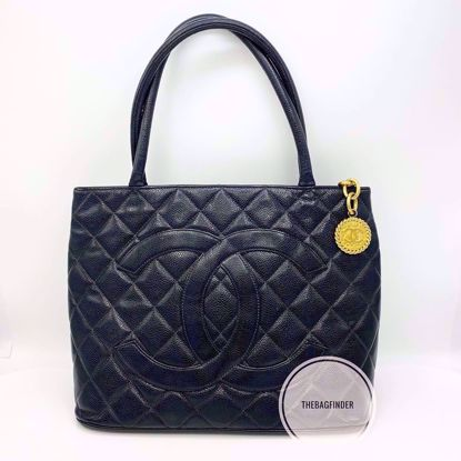 Picture of Chanel Medallion Caviar