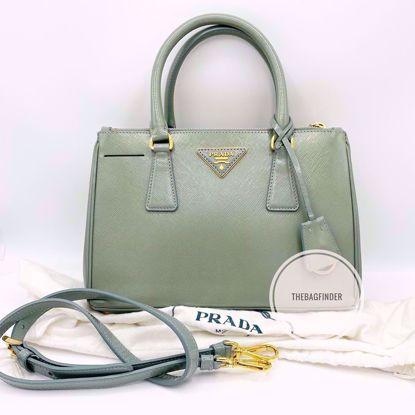 Picture of Prada Saffiano Lux Small