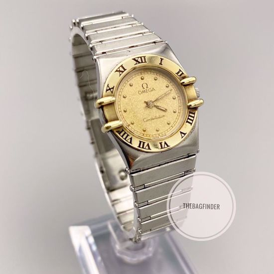 Picture of Omega Constellation Ladies Two Tone 23mm
