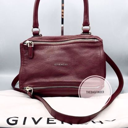 Picture of Givenchy Pandora Oxblood