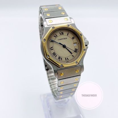 Picture of Cartier Octagon Midsize