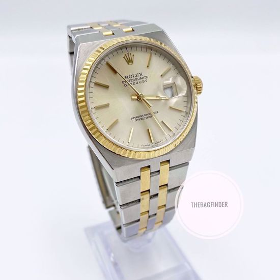 Picture of Rolex DateJust Two Tone Cal. 5035 Serial
