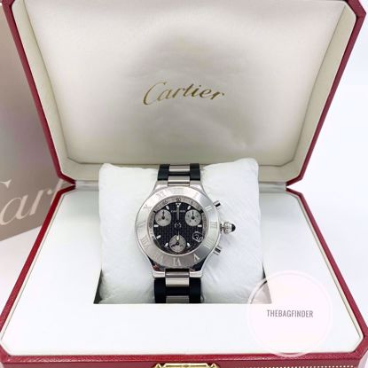 Picture of Cartier Chronograph 40mm