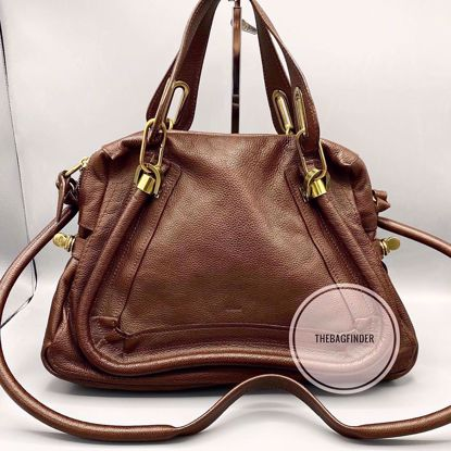 Picture of Chloe Paraty Brown Medium
