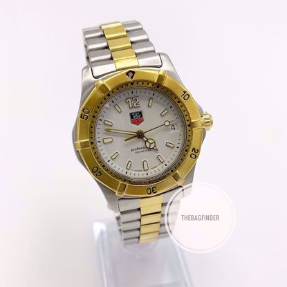 Picture of Tag Heuer Two Tone Mid Size 35mm