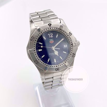 Picture of Tag Heuer Mens 40mm