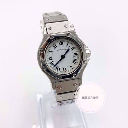 Picture of Cartier Octagon Ladies 24mm Automatic