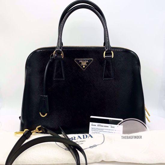 Picture of Prada Saffiano Black