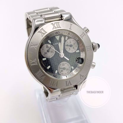 Picture of Cartier Must 21 Chronograph