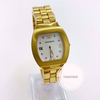 Picture of Charriol Ladies Gold Watch