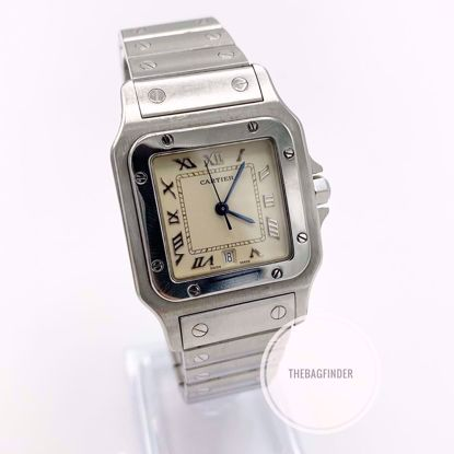 Picture of Cartier Galbee Mens 30mm