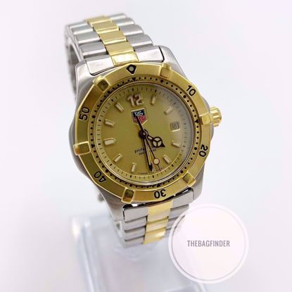 Picture of Tag Heuer Ladies Two Tone
