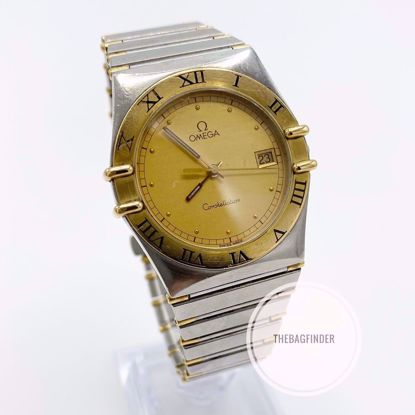 Picture of Omega Constellation Two Tone