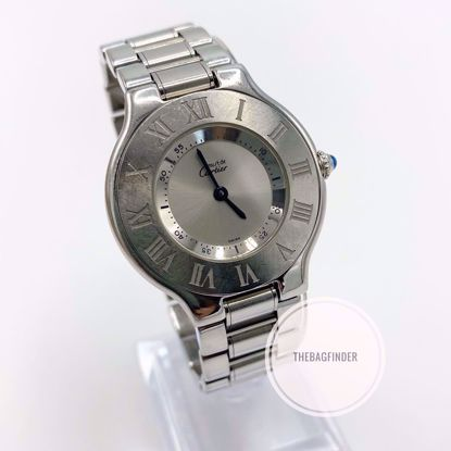 Picture of Cartier Must21 33mm