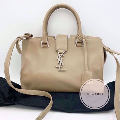 Picture of YSL Baby Cabas Monogram