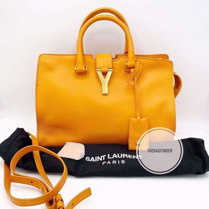 Picture of YSL Cabas Chyc Orange