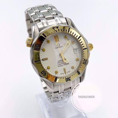 Picture of Omega Seamaster Two Tone