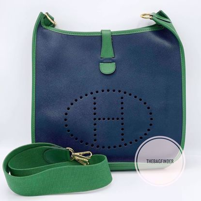 Picture of Hermes Evelyne GM Veau Graine