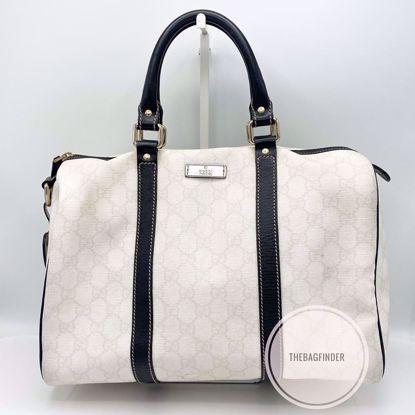 Picture of Gucci PVC Joy Heart Charm Boston Bag