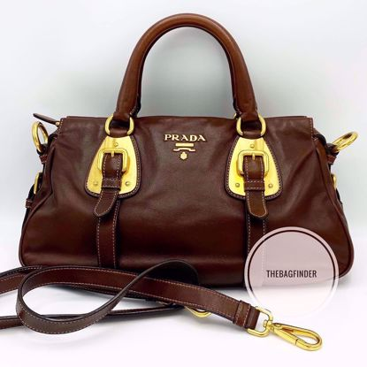 Picture of Prada Two Way All Leather