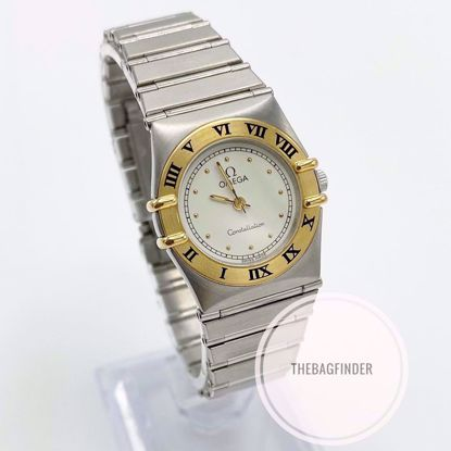 Picture of Omega Constellation Ladies 23mm Two Tone
