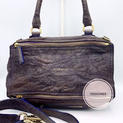 Picture of Givenchy Pandora Pepe Purple Grey