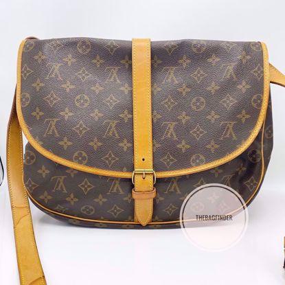 Picture of Louis Vuitton Saumur 35