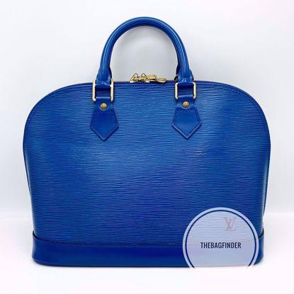 Picture of Louis Vuitton Alma MM Epi