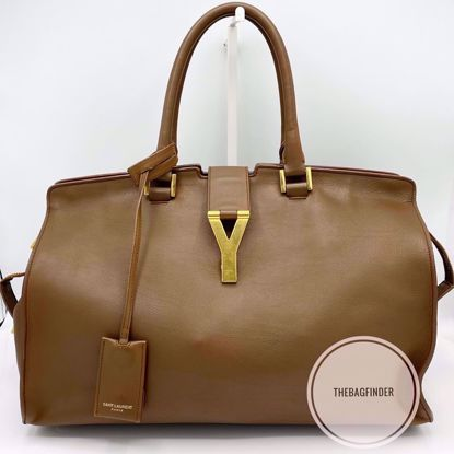 Picture of YSL Cabas Caramel