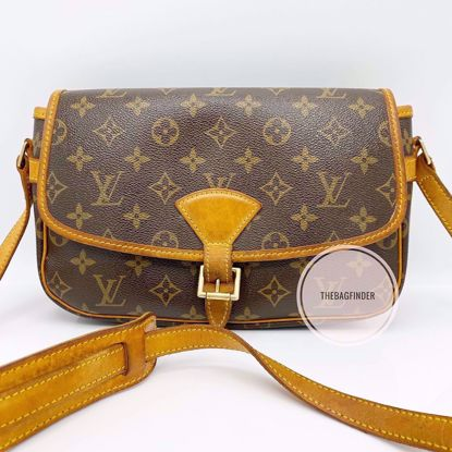 Picture of Louis Vuitton Sologne Crossbody