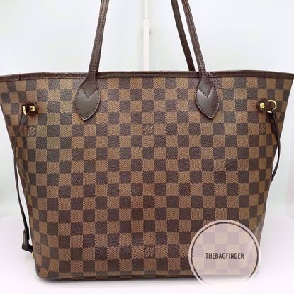 Picture of Louis Vuitton Neverfull MM Damier