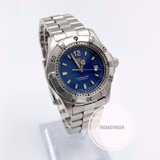 Picture of Tag Heuer Ladies Blue