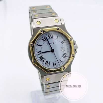 Picture of Cartier Octagon Midsize Automatic
