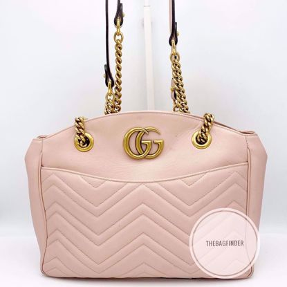 Picture of Gucci Marmont Tote