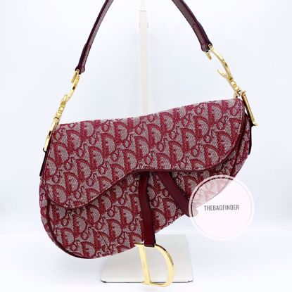 Picture of Dior Saddle Bag Medium