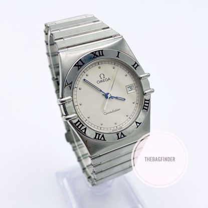 Picture of Omega Constellation 33mm Unisex