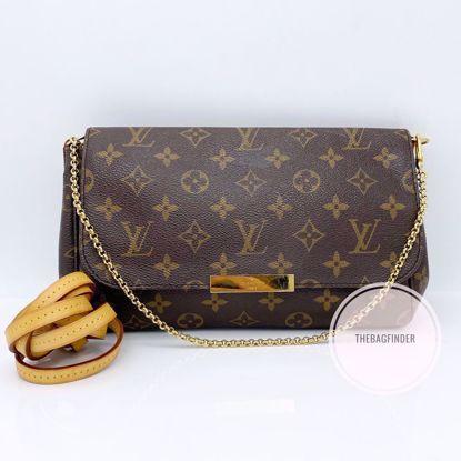 Picture of Louis Vuitton Favorite MM Monogram