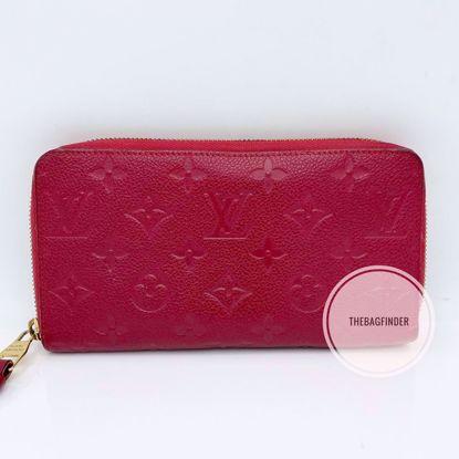 Picture of Louis Vuitton Portefeuille Zippy Wallet