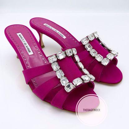 Picture of Manolo Blahnik ILuna Sandals