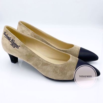 Picture of Gabrielle Coco Embossed Heels