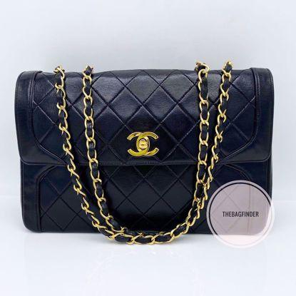 Picture of Chanel Single Flap Lambskin