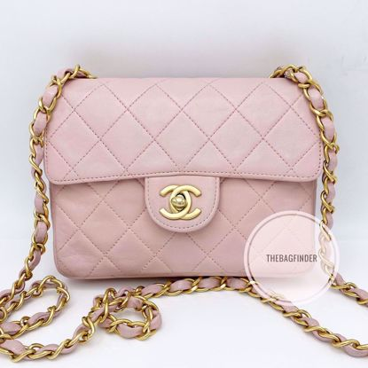 Picture of Chanel Square Flap Lambskin