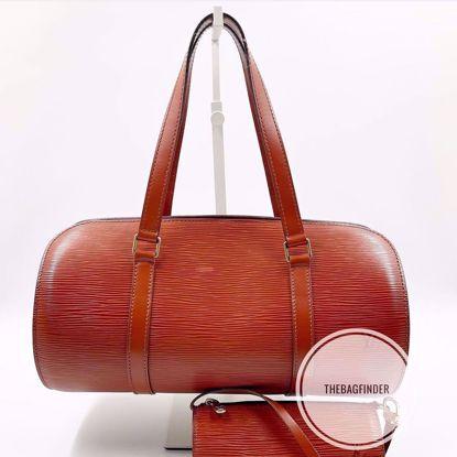 Picture of Louis Vuitton Soufflot Epi Tan