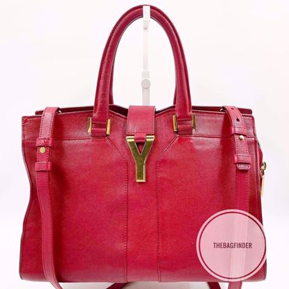 Picture of YSL Cabas Small Red