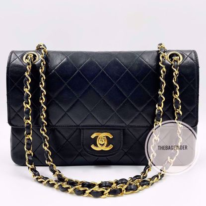 Picture of Chanel Double Flap Medium Lambskin