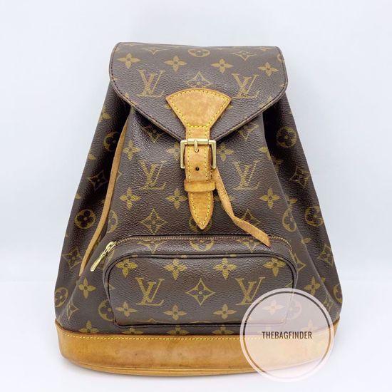 Picture of Louis Vuitton Mini Montsouris Monogram